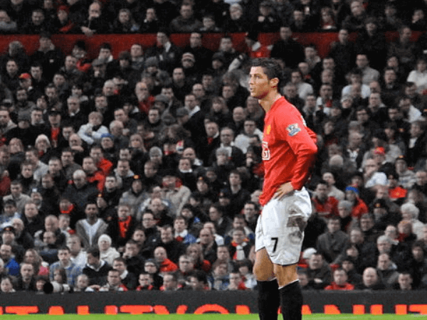 Ronaldo Says He Belongs In Manchester United Following Return There - image